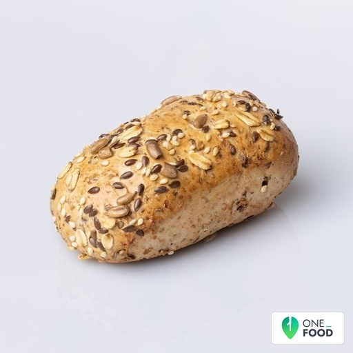 Mini Whole Rustico Bread 1 X 50 Gr